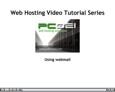 Kako koristiti PC021 webmail