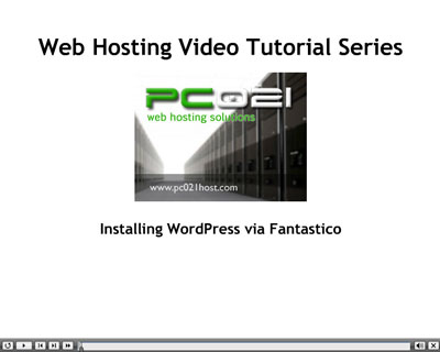 Kako instalirati WordPress