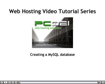 Kako napraviti MySQL bazu
