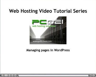 Kako upravljati stranicama u WordPress-u